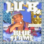 100LIL B BLUE FLAME  FINAL COVER TRAP-A-HOLICS