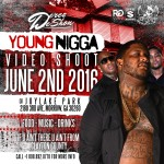 JUNE 2ND final young nigga flyer